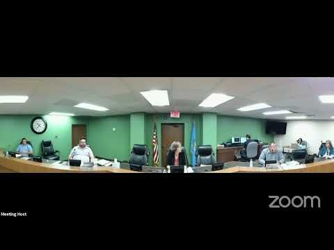 Tahlequah City Council Meeting - 07 June 2021
