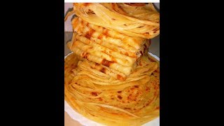 HOW TO MAKE SOFT LAYERED CHAPATIS