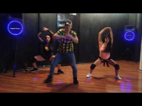 Hula Hoop  Daddy Yankee   Coreografia RHoddrigo Lopez
