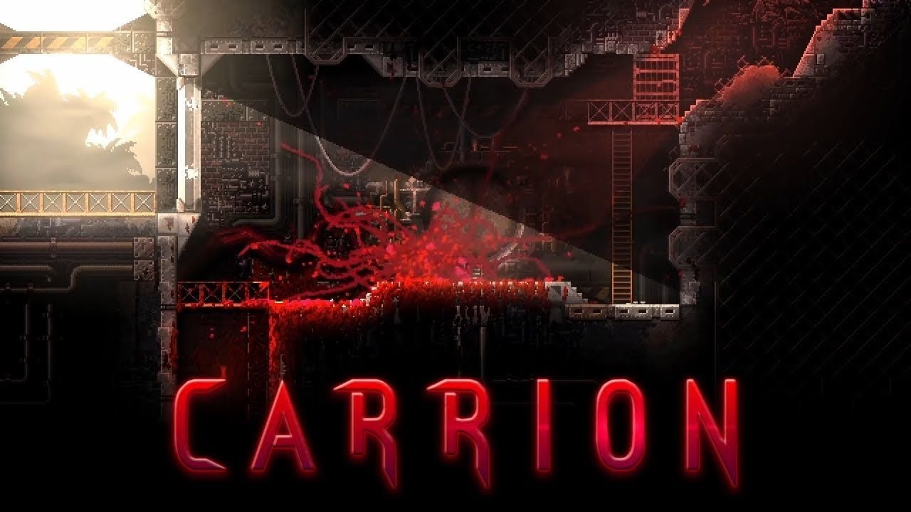 Carrion Xbox One X Gameplay No Commentary Youtube