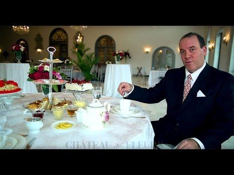 Chateau des Fleurs - Tea with Adam Gottesman