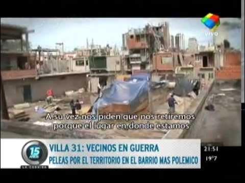 Villa 31: vecinos en guerra - YouTube - photo#8
