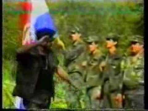 HVO Brigada Herceg Stjepan - Konjic  Hercegovina 1/2
