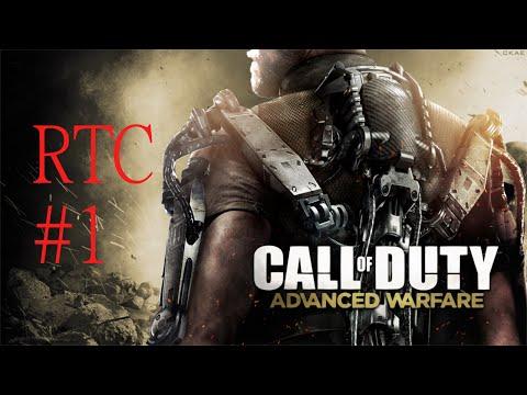 Call of duty : Advanced Warfare|| RTC || #01 || Netter Beginn :D