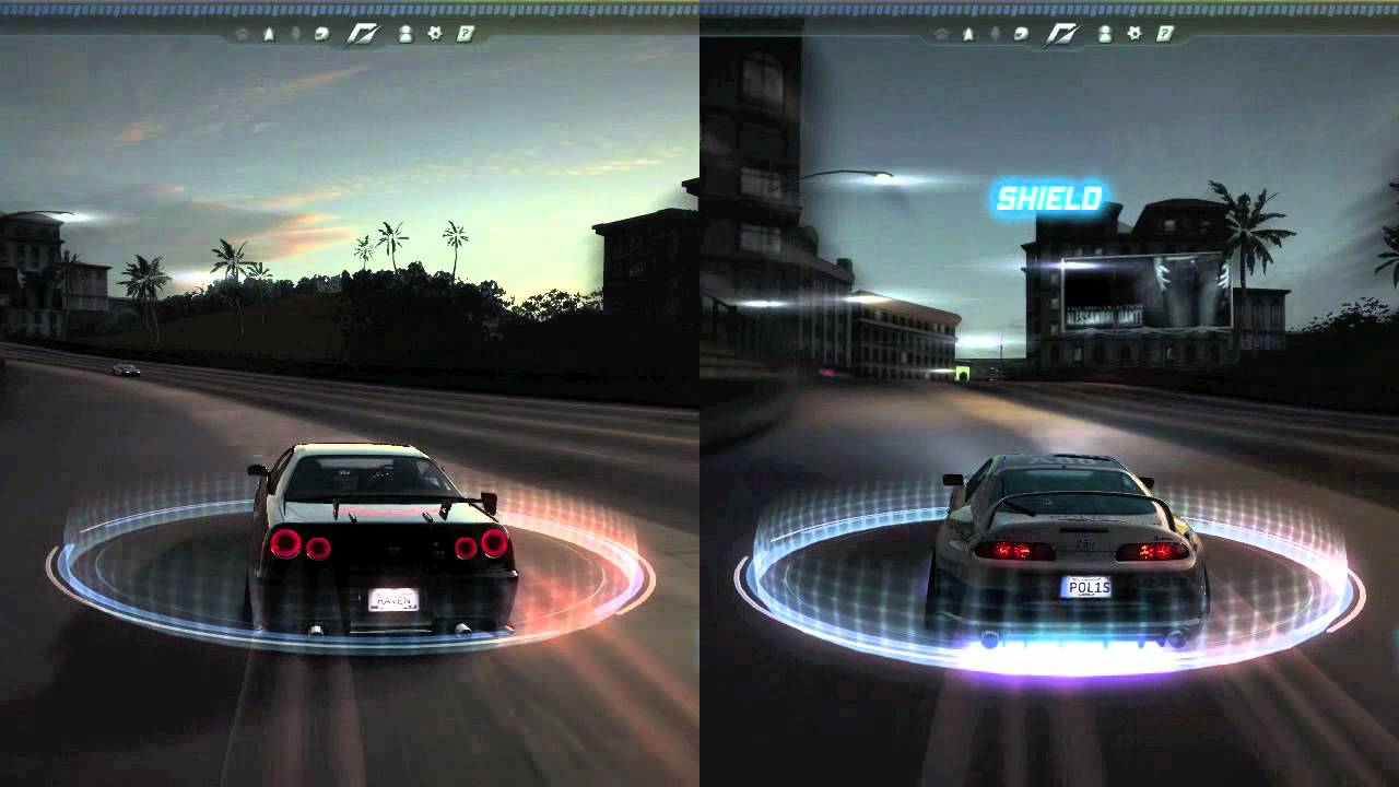 Need For Speed World  Toyota Supra Vs  Nissan Skyline Gt