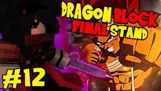MARTIAL ARTS TRAINING! || Minecraft Dragon Block Final Stand Episode 12