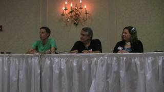 Indie Gathering film festival Screenwriting Panel with Alan Clay