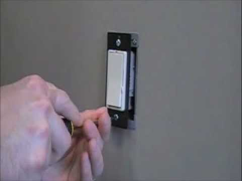 pass & seymour: how to install a harmony dimmer