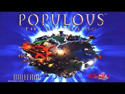 Populous 4   İlk izlenim   BÖLÜM 1