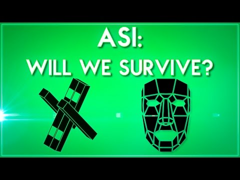 Artificial Super Intelligence - Will we survive?
