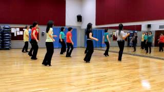 Hey Brother - Line Dance (Dance & Teach in English & 中文)