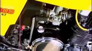 Kawasaki Z1000 ST - Turned on by Handjob