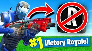 WINNING *WITHOUT* RELOADING In Fortnite Battle Royale (No Reload Challenge) thumbnail