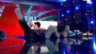 Arabs Got Talent - Ep 1 - Parcour Jaguar