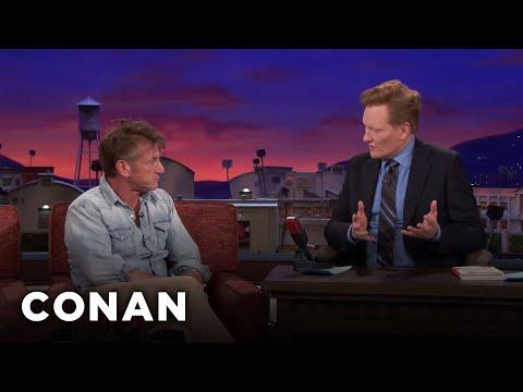 Conan & Sean Penn On Their Experiences In Haiti & Hope For Its Future  - CONAN on TBS