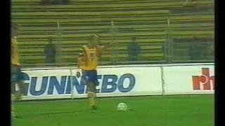 Sveriges (misslyckade) VM kval till VM 1998 Del 2