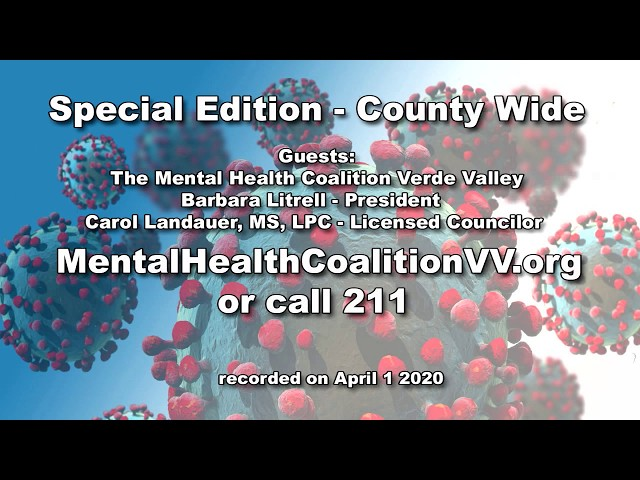 County Wide - Mental Health Coalition Verde Valley