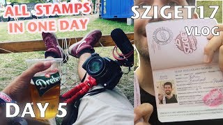 SECRET TREASURE in SZIGET QUEST! | SZIGET VLOG 2017 #5