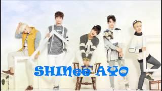 SHINee Ayo Mp3 Download
