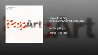 Home And Dry (2003 Remastered Version)