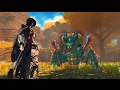 Tales of Berseria English - Part 32: Boss: Xeno Mantis / Aball Village