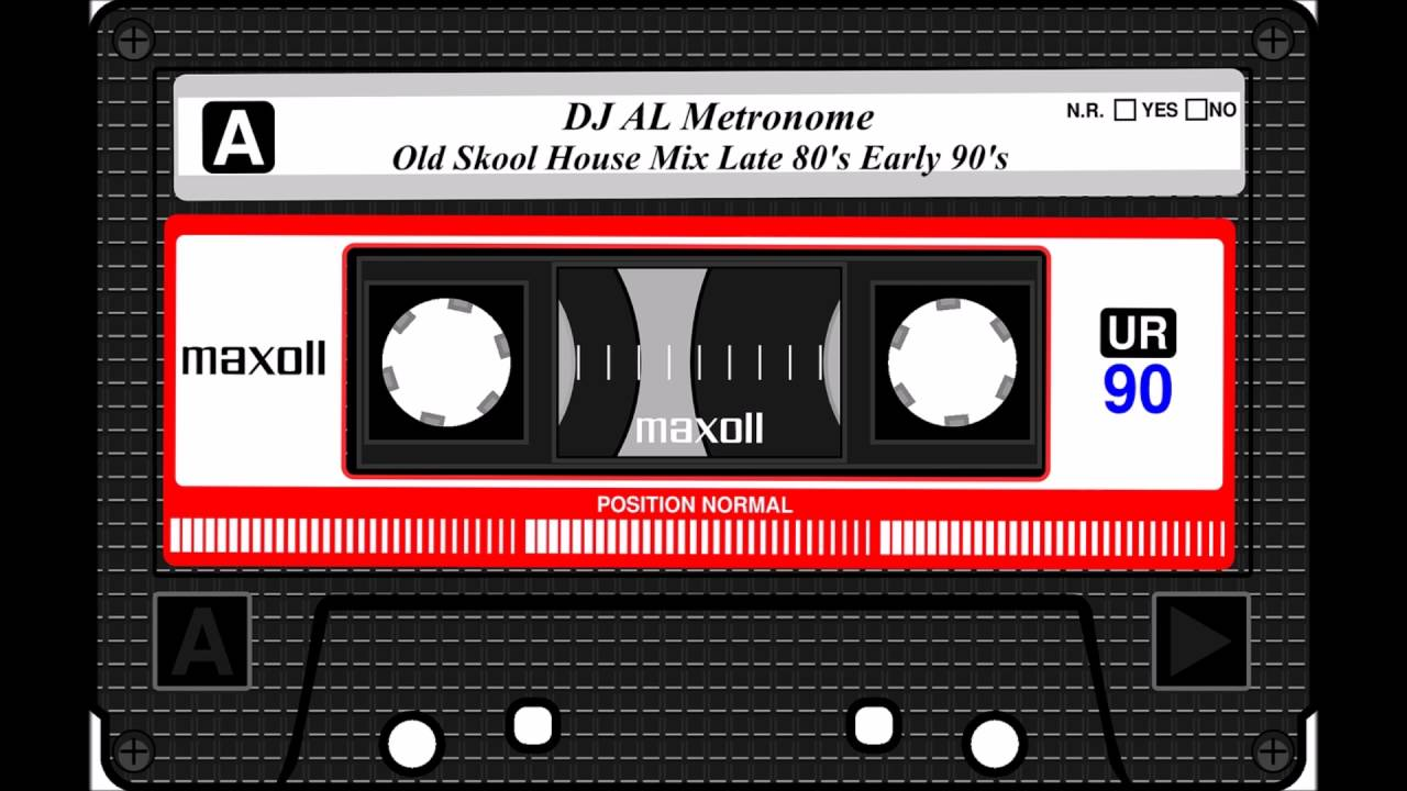 Old skool 80 39 s 90 39 s house music dj mix by al metronome for Classic 90s house mix