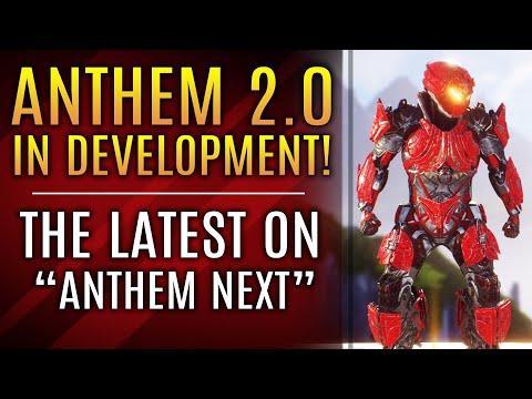 Hino 2.0 agora em desenvolvimento! Novas atualizações sobre o hino Next e o estado da Bioware! + vídeo