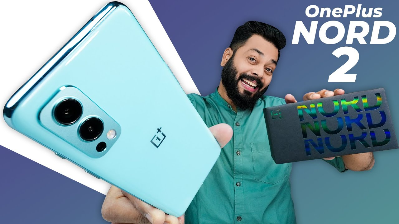 Download OnePlus Nord 2 5G Unboxing And First Impressions ⚡ Dimensity 1200, 90Hz AMOLED, 50MP Camera & More