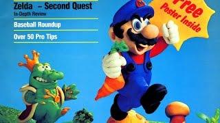 AVGN: Nintendo Power (Higher Quality) Episode 33