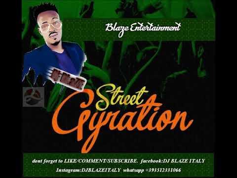 NIGERIA THROWBACK GYRATION MIX (DJ BLAZE)