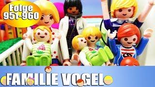 Playmobil Filme Familie Vogel Folge 951-960 Kinderserie Videosammlung Compilation Deutsch