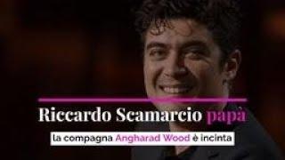 Riccardo Scamarcio papà: la compagna Angharad Wood è incinta