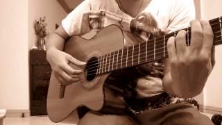 Anh Không xứng đáng (Guitar demo)