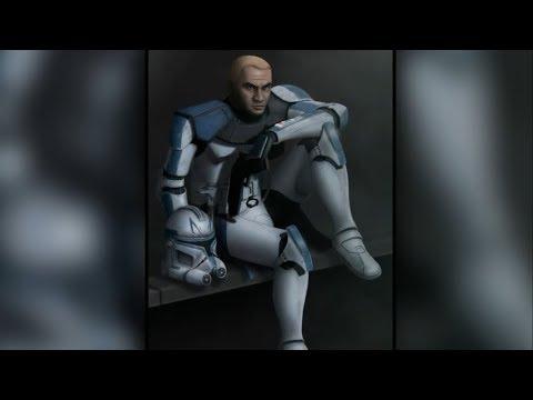 Почему капитан Рекс ненавидел себя за то, что он был клоном? (Легенды)