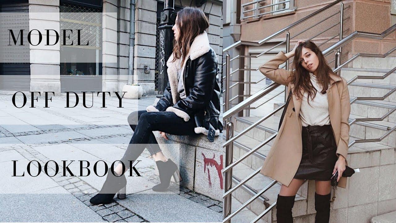 [VIDEO] – MODEL OFF DUTY lookbook | fall- winter lookbook