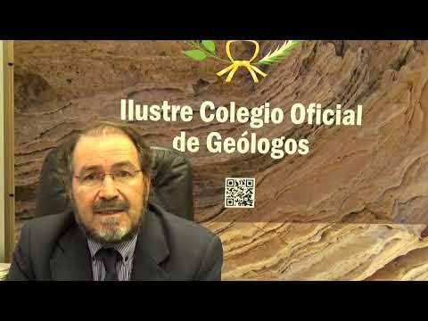 40 años del Colegio Oficial de Geólogos
