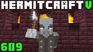 Hermitcraft V 609 Johnny The Vindicator!