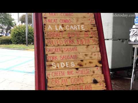 Bartz Barbecue @ Santa Monica Brew Works