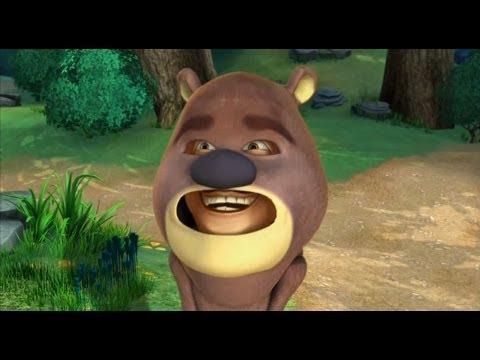 Медведи-соседи 🐻   1 сезон 66 серия   Новый медведь   Мультики детям