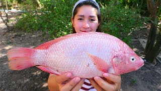 Yummy Fish Steam Chili Sauce Recipe - Fish Steam - Cooking With Sros