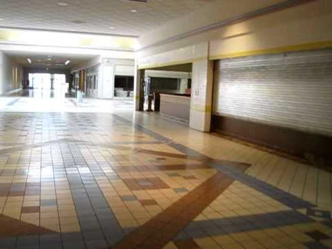 Frederick Towne Mall The Abandoned Subway Restaurant