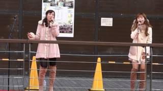 Gambar cover millefiori「LA・LA・LA LOVE SONG」(EXILE)とんぼりリバーウォーク14.11.14
