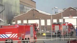 Prio 1 TS47-1 TS47-2 TS46-1 TS32-1 SB32-1 AL31-1 OD40-1 HO90-1 Grote brand Brush Ringdijk Ridderkerk
