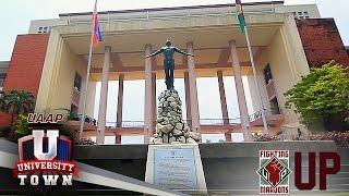 University of the Philippines   University Town   September 11, 2016