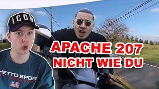 Apache 207 - Nicht wie Du (Official Video) REACTION/ANALYSE
