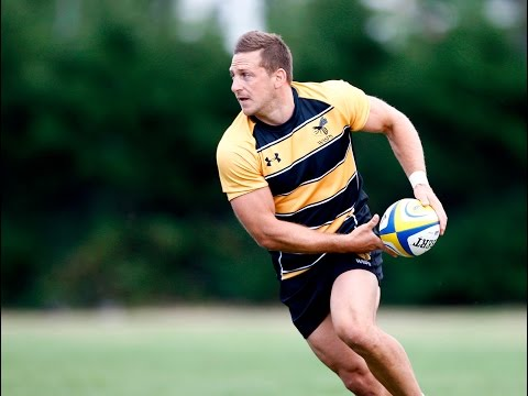 Welcome To Wasps - Jimmy Gopperth