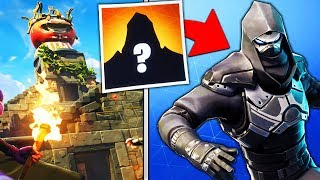 TOMATO TEMPLE + SKIN ROAD TRIP sur FORTNITE Battle Royale !!