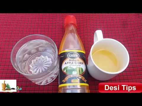 Apple Cider Vinegar Benefits For Skin Face & Hair | Weight Loss | Health Tips In Hindi \ Urdu
