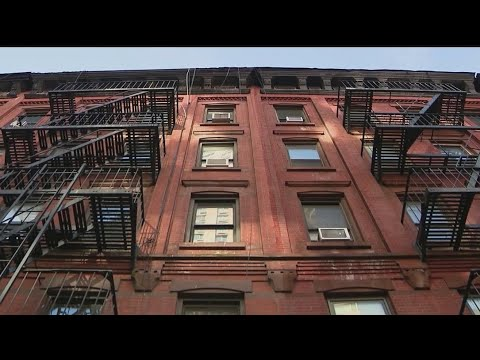 Historic rent drops in New York City