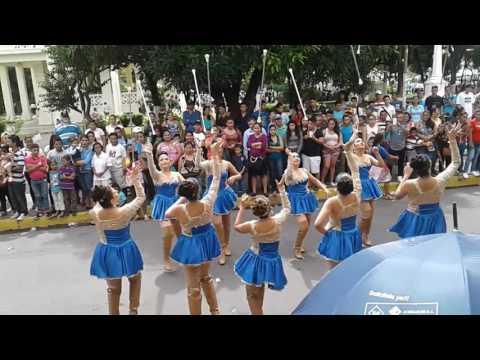 Desfile 15 de Septiembre/San Vicente/2016